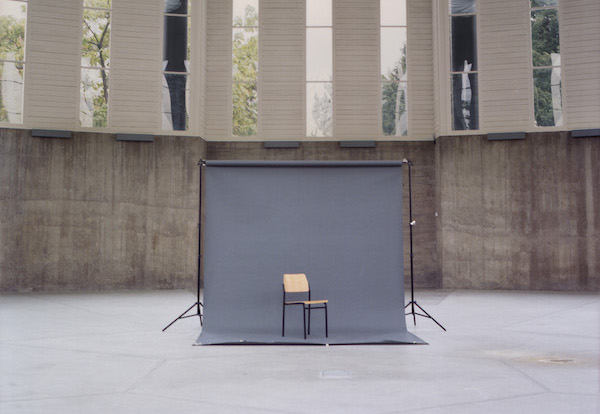 Prostor/Vrijeme/Autor u Francuskom paviljonu